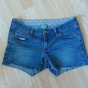 EUC Old Navy jean shorts